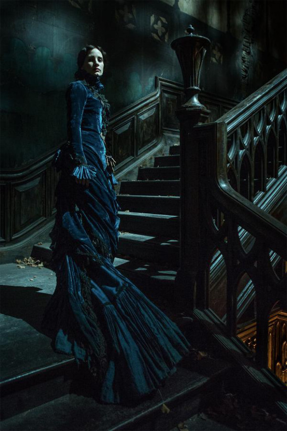 [Disney] Le Manoir Hanté/The Haunted Mansion (201?) - Page 4 Crimson-Peak-1-1-1-photo-580